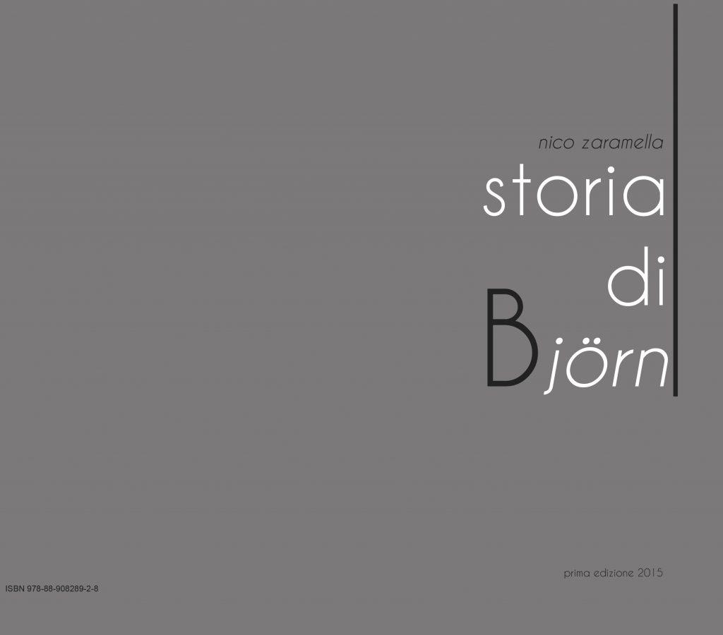 Copertina Storia di Björn